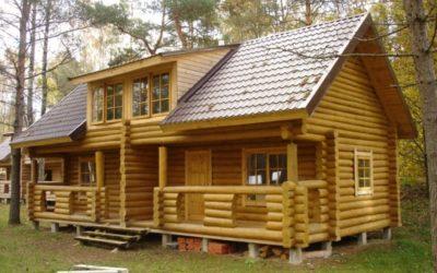 Mediniai namai, savybės